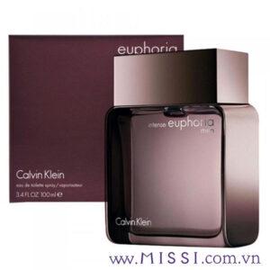 Calvin Klein Euphoria Men Intense 100ml (edt)