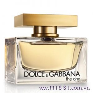 Dolce Gabbana The One Woman 75ml