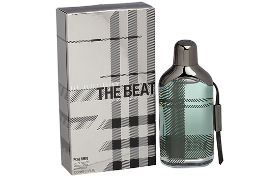 Burberry The Beat For Men 100ml (EDT) - Missi Perfume