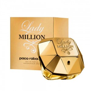 Nước hoa nữ Paco Rabanna - Lady Million 5ml (EDP)
