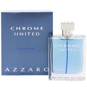 Nước Hoa Azzaro  Chrome United 100ml EDT