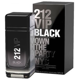 Nước Hoa Carolina Herrera  212 Vip Black Own The Party NYC 100ml