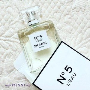 Nước hoa Chanel No5 LEau 100ml (EDP)