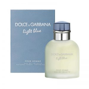 Nước hoa Dolce & Gabbana Light Blue Pour Homme 4,5ml (EDT)