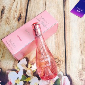 Nước hoa nữ Davidoff Cool Water Sea Rose Woman 100ml EDT