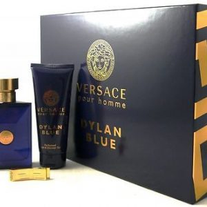 VERSACE - Pour Homme Dylan Blue Giftset 100ml (1 NH 100ml, 1 Shower Gel Tuýp 100ml)