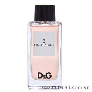 Dolce Gabbana L'imperatrice 3 Pour Femme 100ml