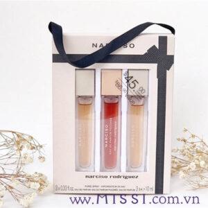 Set Narciso 3 Chai 10ml