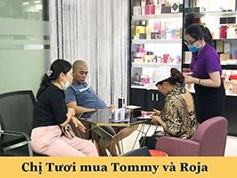 Chị Tươi mua Tommy và RoJa