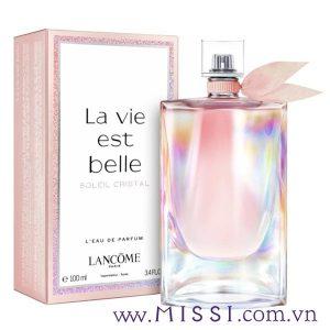 Lancome La Vie Est Belle Soleil Cristal Woda Perfumowana 100 Ml