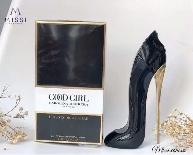 Carolina Herrera Good Girl EDP - Nước hoa quyến rũ